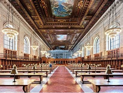 Reading Rose York Main Library Beloved Nypl