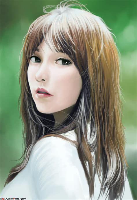 Realistic Beautiful Anime Girl