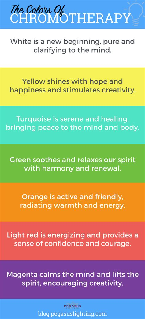 color light therapy chromotherapy the healing powers of color light
