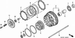 Honda Vfr800 Clutch Diagram