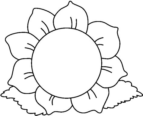 black and white flower clipart flower clipart black and white clipartion