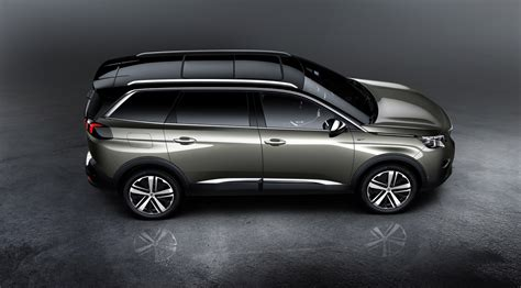 siege 308 sw peugeot debuts all 5008 as a 7 seater suv carscoops