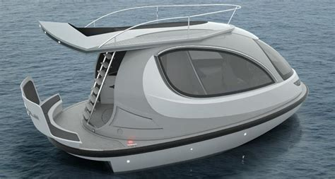 Mini Jet Boat Instagram by Jet Capsule The Cutest Yacht On The Water World