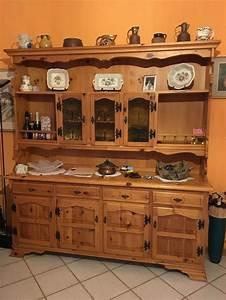 Credenza In Pino Di Svezia Su Secondamano It Arredamento Casa
