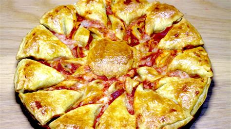 Sole Di Pizza (di Pasta Sfoglia) Amazing Pizza Recipe