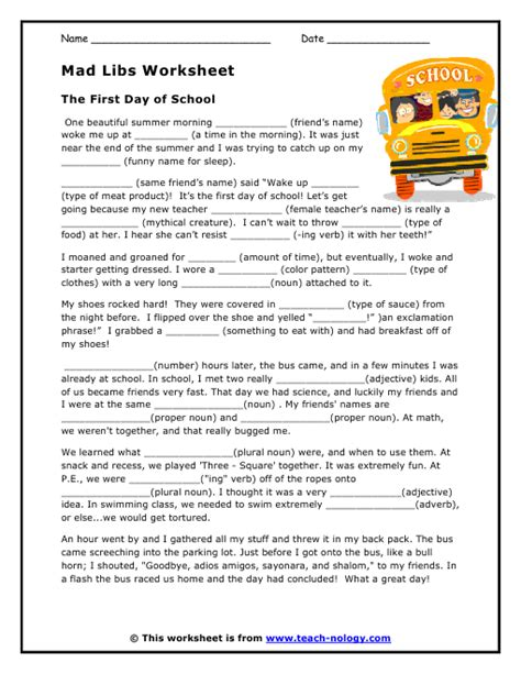 First Day Of Kindergarten Printable Worksheets  S First Day Of School Coloring Page Twisty