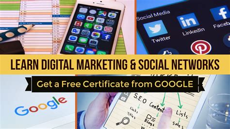 learn digital marketing free get a free certificate from digital garage learn