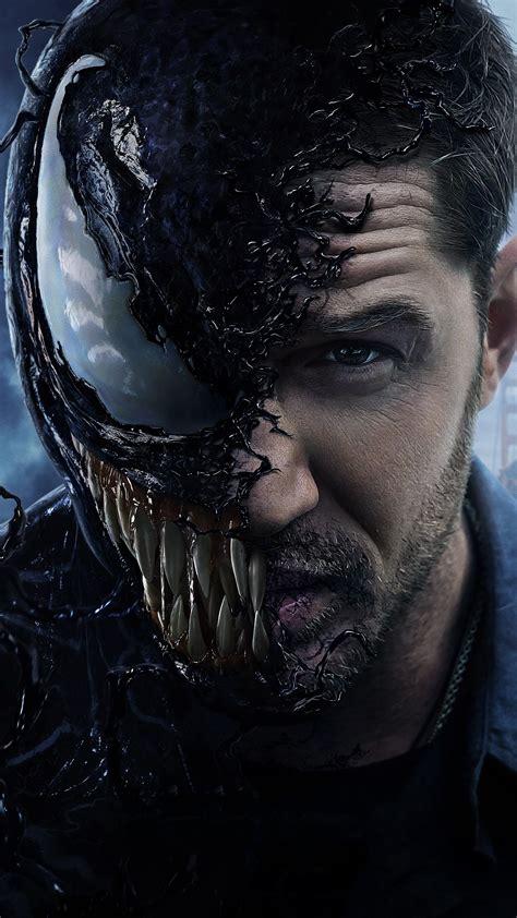 Wallpaper Venom, Tom Hardy, 2018, Marvel Comics, 5k