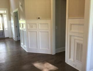 Affordable Wainscoting by Affordable Wainscoting With Wainscoting
