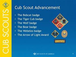 ppt the cubmaster powerpoint presentation id827125 With cub scout powerpoint template