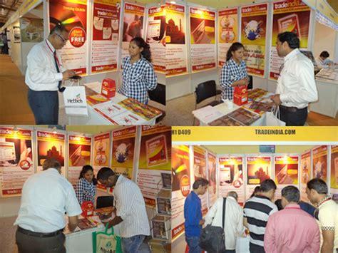 mumbai wood  tradeindia trade show participation
