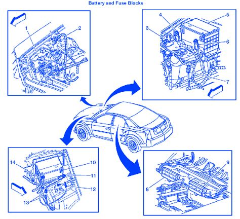 1996 Cadillac Concour Engine Diagram by Cadillac Ctsv All 2007 Electrical Circuit Wiring Diagram