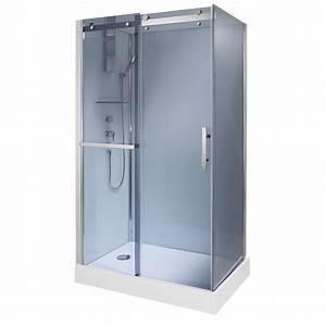 Cabine De Douche Receveur Haut : dmif lapeyre la maison produits cabines de douches ~ Edinachiropracticcenter.com Idées de Décoration