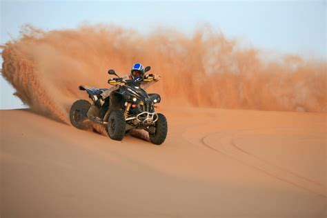 evening quad bike safari experience thrill  fun
