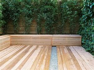 Cloture Jardin Bois : panneau en bois pour jardin valdiz ~ Premium-room.com Idées de Décoration