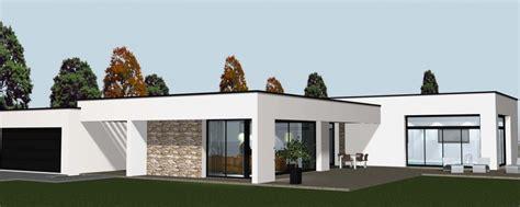 construire une maison contemporaine et toiture cocoon habitat