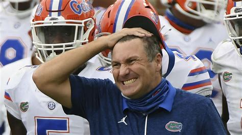 Florida Gators head coach Dan Mullen tests positive for ...