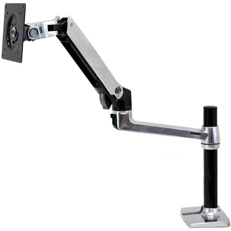 ergotron lx desk mount monitor arm lx desk mount monitor arm pole ergotron 45 295 026