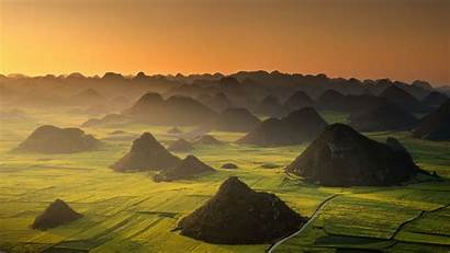 Bing China Luoping Wallpapers County Badland Getty