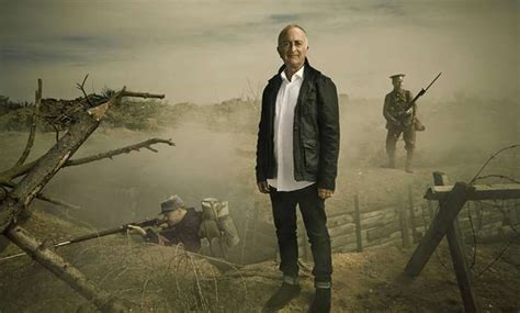 Tony Robinson's World War One TV Guide from RadioTimes