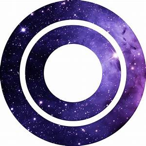 """""""The Letter O - Space"""" Stickers by Mike Gallard Redbubble"""