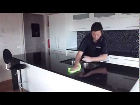 how to clean your granite countertop benchtop with