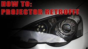 How To  Hid Projector Retrofit Guide
