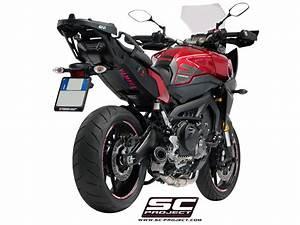 Yamaha Mt 09 Tracer : sc project exhaust yamaha mt 09 tracer full system 3 1 conic silencer ~ Medecine-chirurgie-esthetiques.com Avis de Voitures