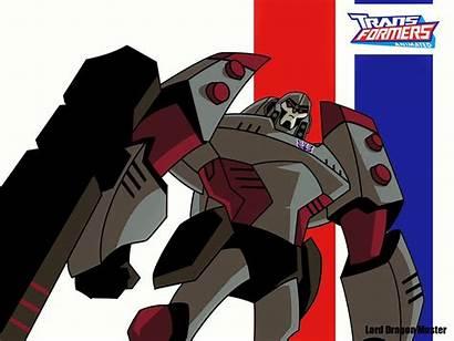 Animated Megatron Transformers