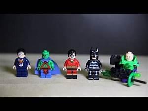 Lego Batman 3 Exclusive Plastic Man + All DC free figures ...