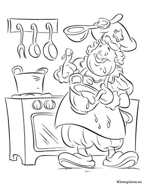 Kleurplaat Recept by Snoepgoed Pepernoten Recept Bakken Kleurplaat