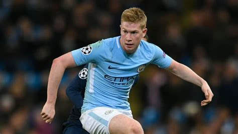 Kevin De Bruyne Looks Set to Renew Man City Contract ...
