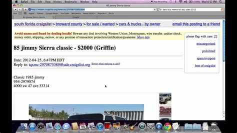 craigslist  cars  sale  owner searching