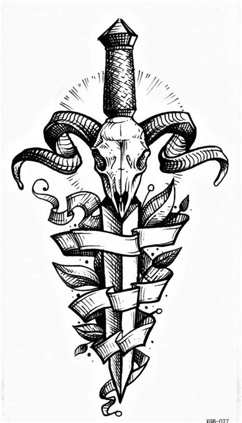Pin by ВЫЖИВШИЙ ВЫЖЕВШЕГО on тату | Knife tattoo, Tattoos