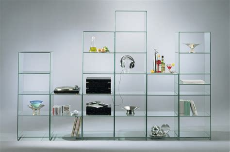 Regal Glas by Glass Shelving Toughened Stunning Glass Display Units