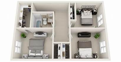 Floor Park Bedroom 2nd Shoreham Townhome Second