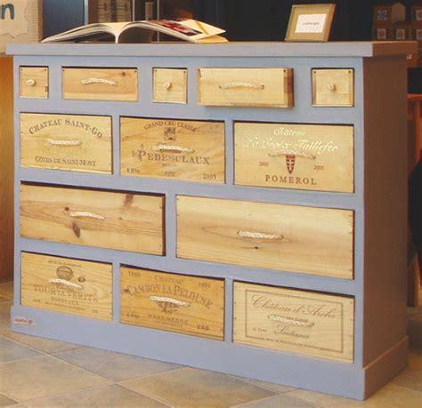 planche de bureau ikea 6 top idées déco pour vos caisses de vin déco