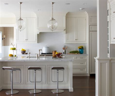 pendant lights for kitchen islands greenwich cottage style kitchen by