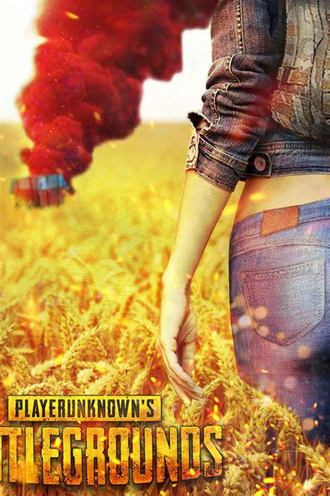 pubg hot girl player   drop loot mobile wallpaper  mobile wallpaper