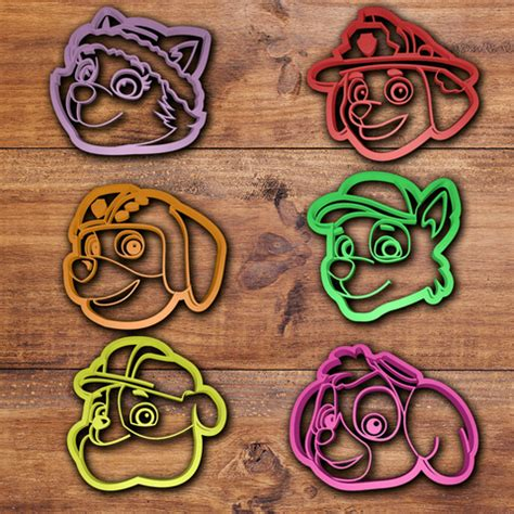 pug cookie cutter house cookies
