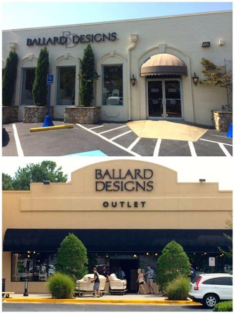 ballard design outlet atlanta shhh ballard designs has a secret
