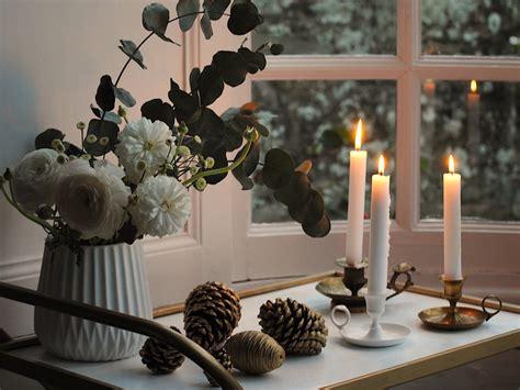Weihnachtsdeko Fensterbank Rot by Weihnachtsdeko Ideen Fur Zuhause Europ 228 Ische