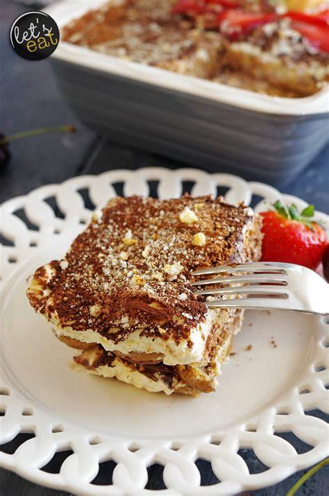 VIDEO RECIPE > EASY Tiramisu. This is One of the Best Cakes