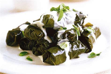 stuffed vine leaves recipe tastecomau