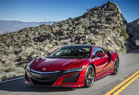 acura nsx hybrid more than just a fuel efficient supercar
