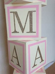 17 best images about abc blocks on pinterest toy story With diy large letter blocks