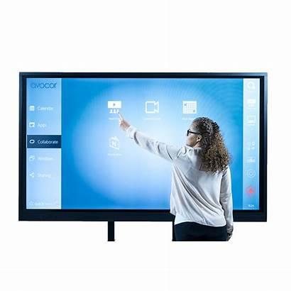Touch Screen Interactive Avocor Series Touchscreen