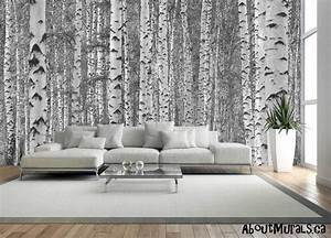 White Birch Wallpaper Best 25+ Birch Tree Wallpaper Ideas ...
