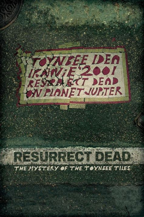 resurrect dead mystery of the toynbee tiles movie review