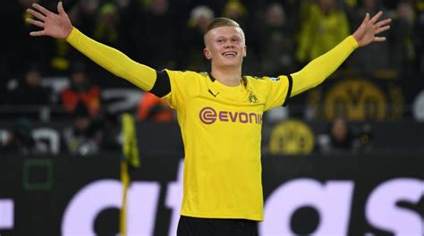 As per the telegraph , here is the latest from the chelsea camp on the three potential. Dortmund-keeper: 'Jammer dat Erling Haaland nu al minder ...